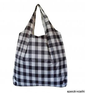 Torba SHOPPER BAG eko zakupy zero waste Kratka